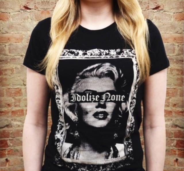 Image of Idolize None T-shirt - Women's