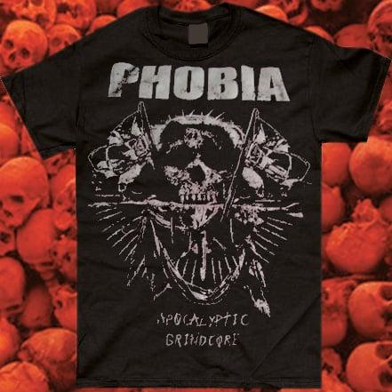 Image of PHOBIA APOCALYPTIC GRIND CORE