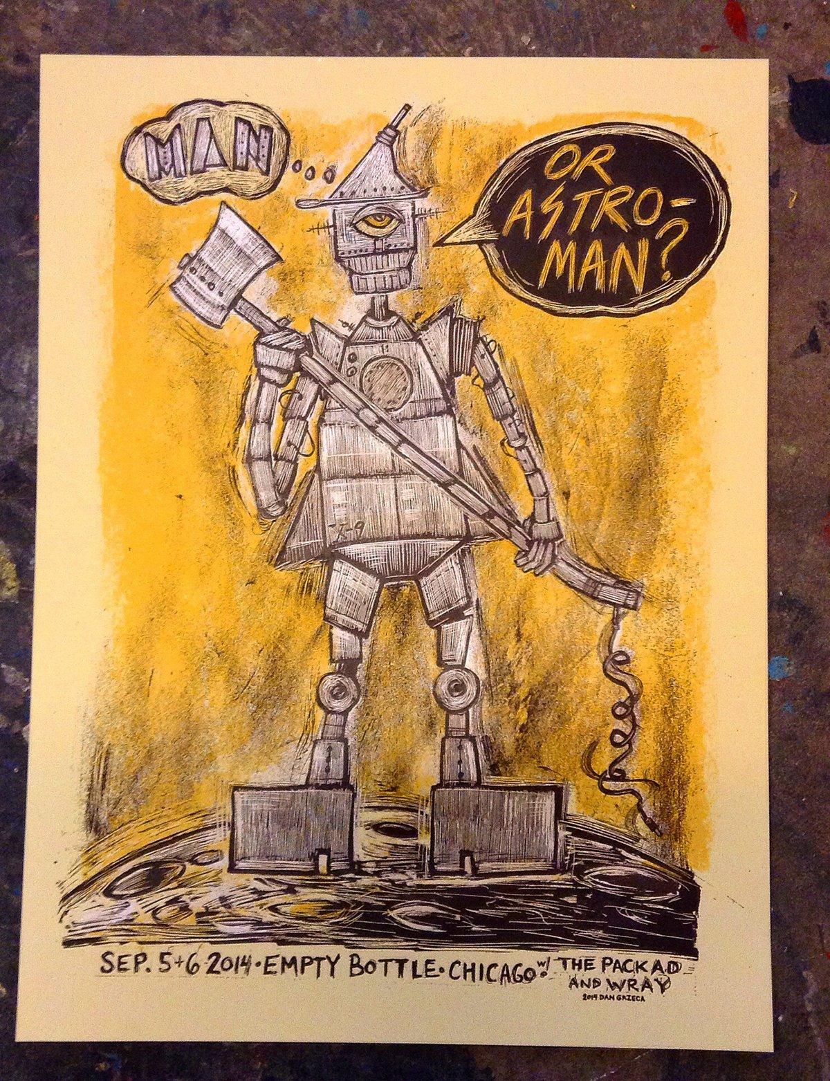 Man..or Astro-Man