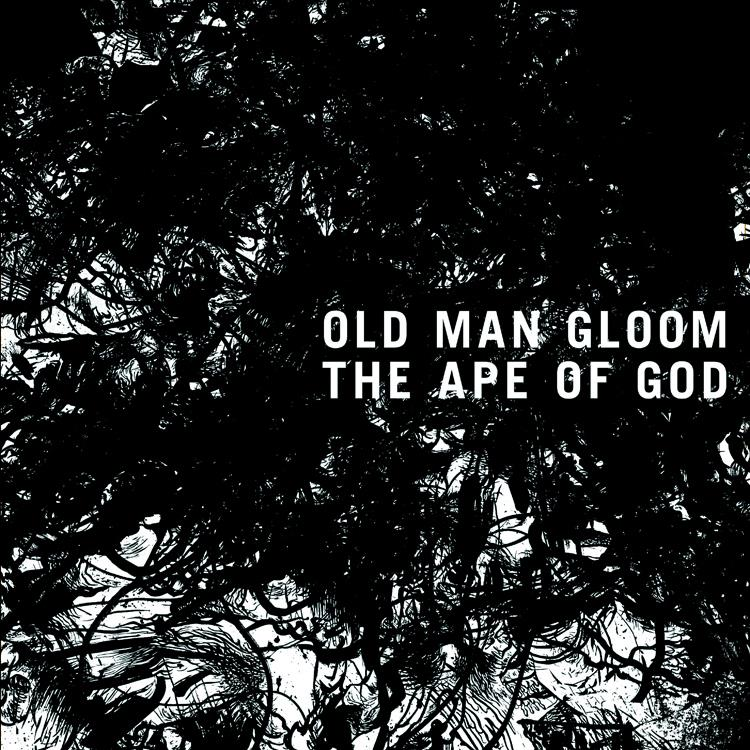 "Image of Old Man Gloom ""The Ape of God"" (SIGE34) LP"