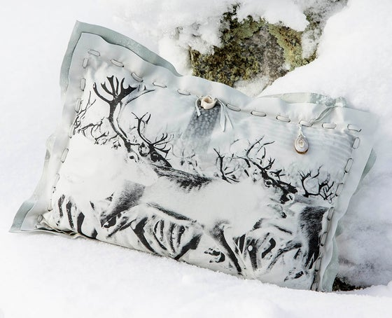Image of KAISA SIREN THE HERD CUSHION