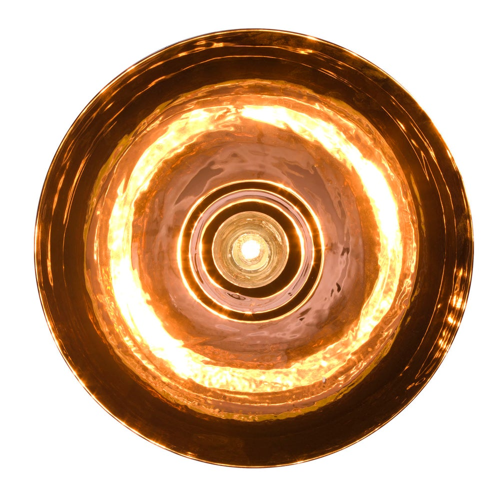 Image of Botega white, copper interior