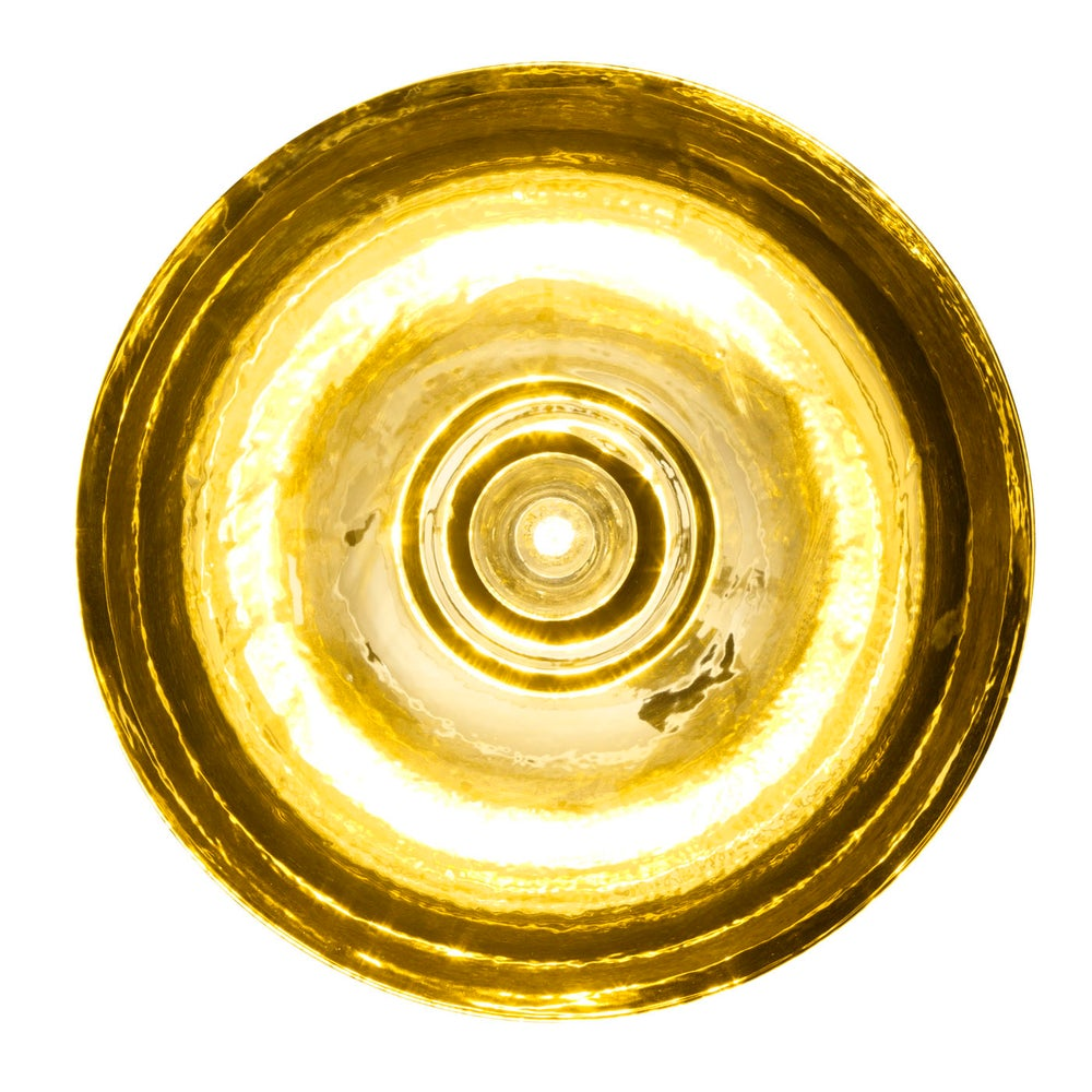 Image of Botega white, gold interior