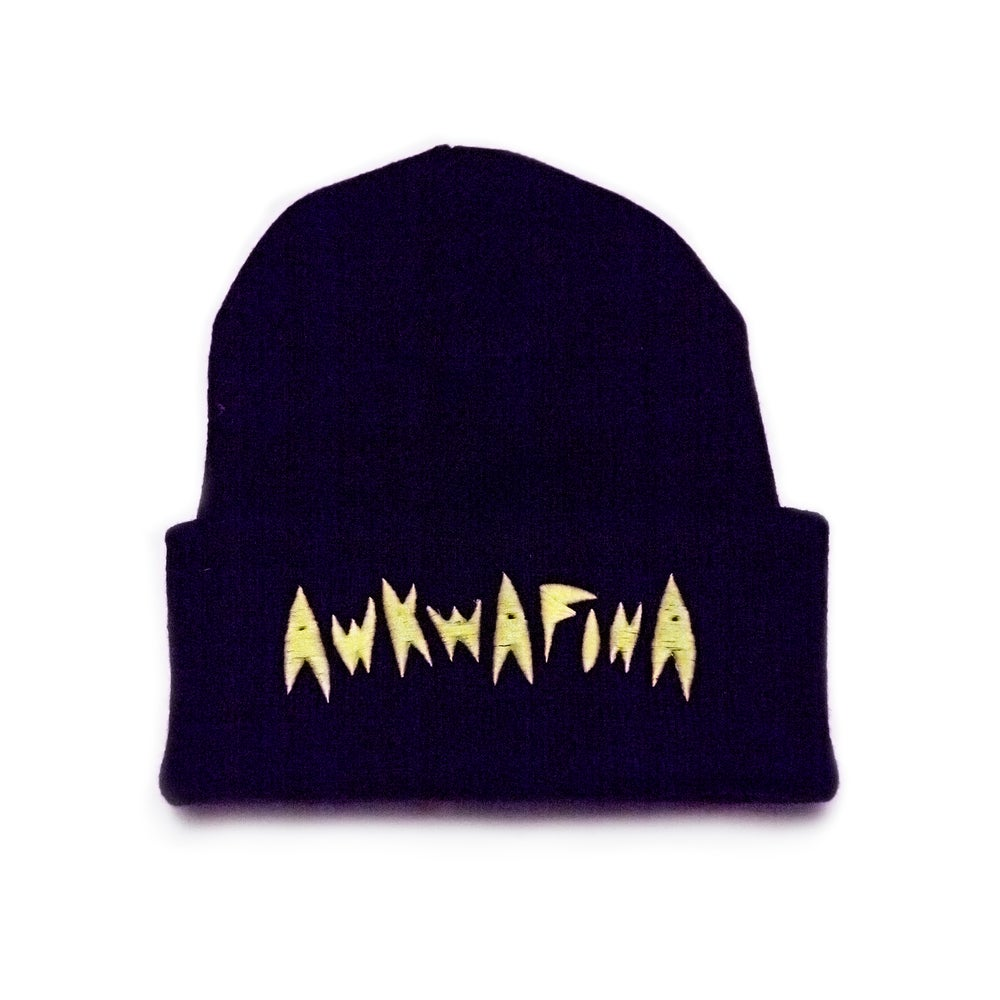 """Image of Awkwafina """"Perfect Size"""" Beanie"""