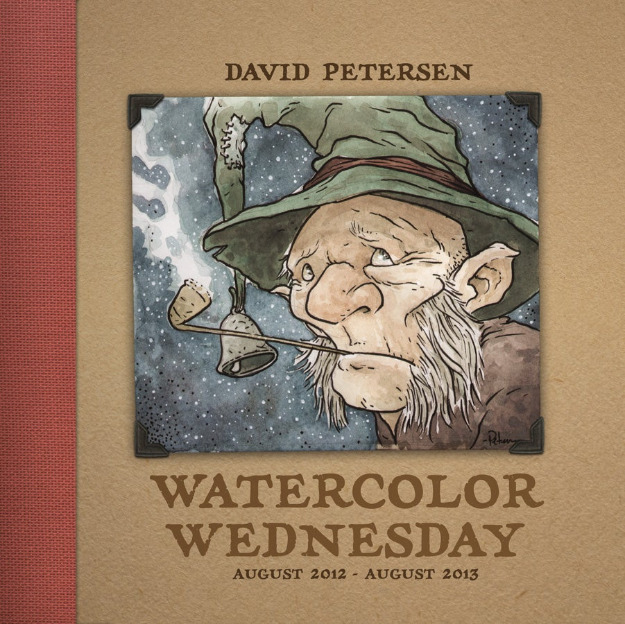 Image of Watercolor Wednesday Digital Collection