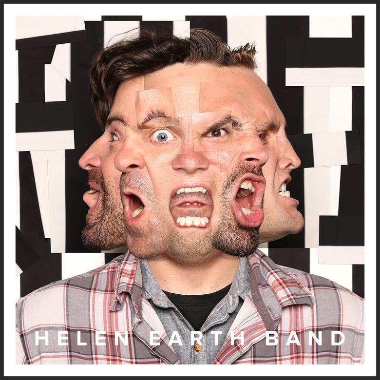 Image of Helen Earth Band - We Fucking Quit LP (black, white or black/white split vinyl)