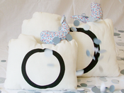 Image of Two-piece set - Mintha Cameras Cushions 02