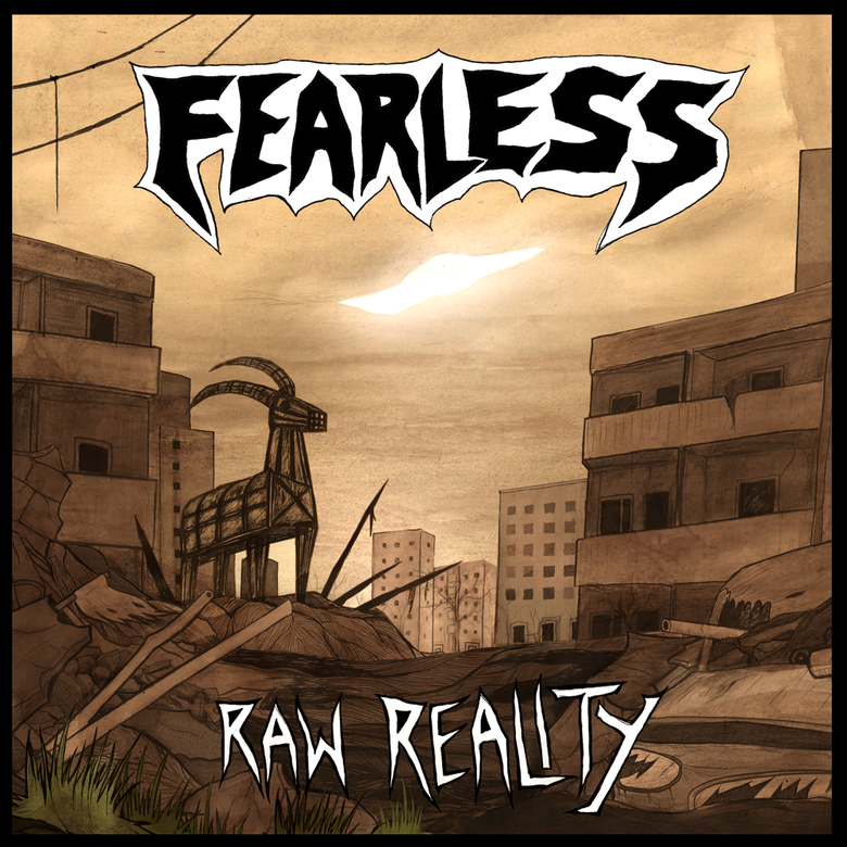"Image of FEARLESS ""Raw Reality"" 7"""
