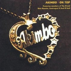 Image of Akimbo - On Top - CD or LP