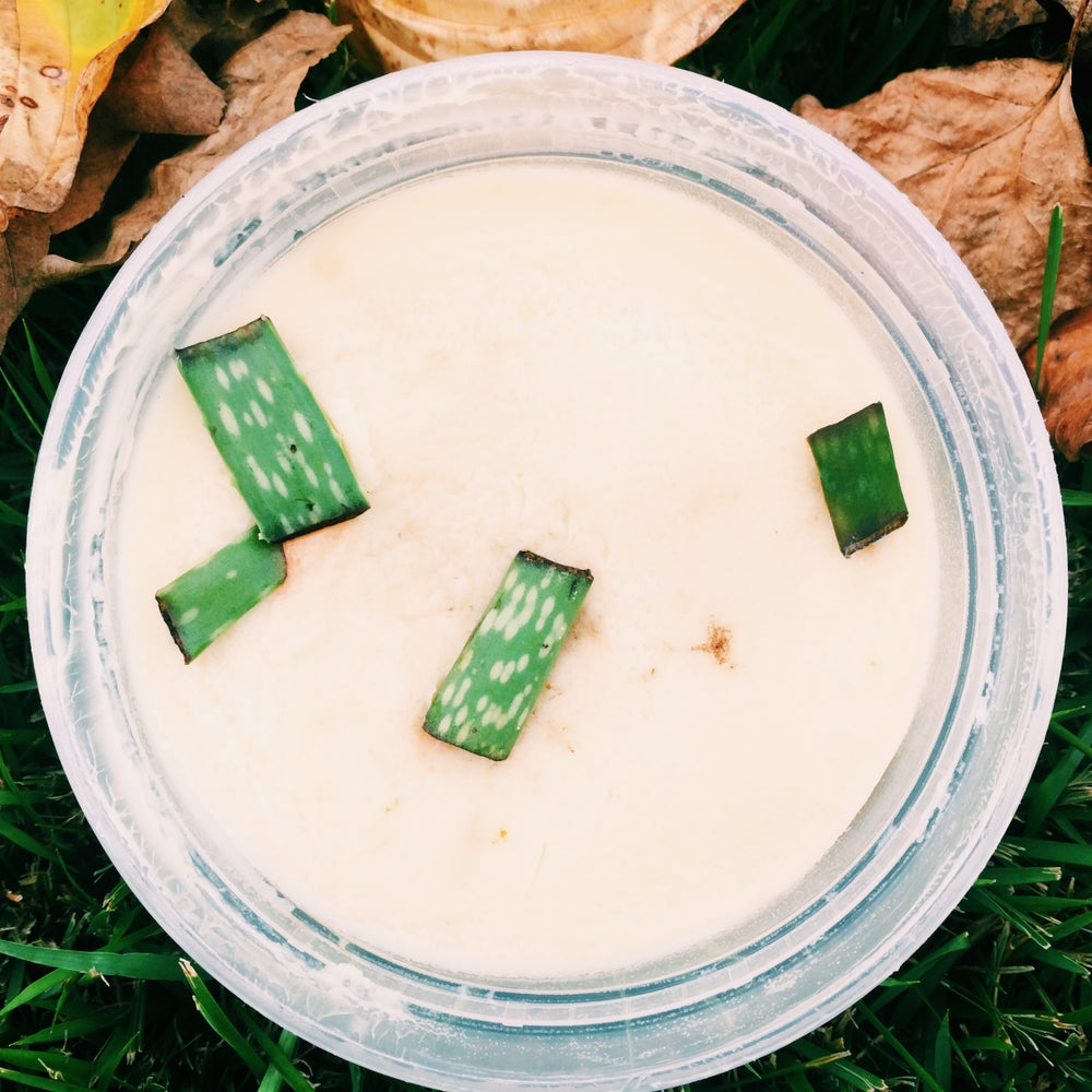 Image of WETATi Aloe Vera + Karite RAW SHEA BUTTER