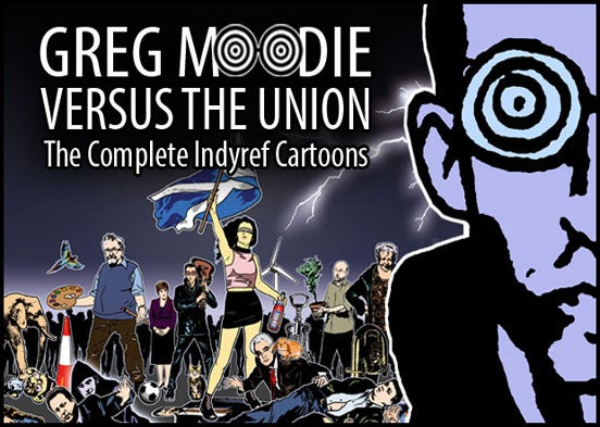 Image of Greg Moodie Versus The Union