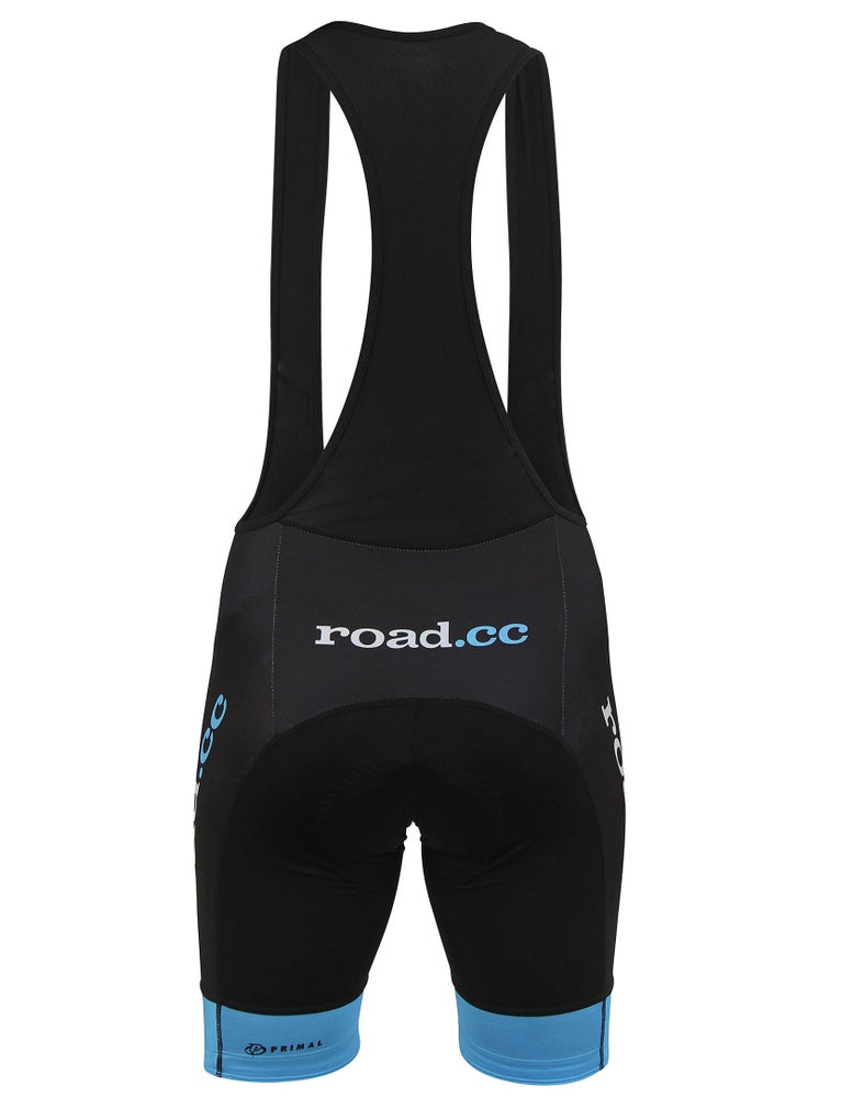 Image of road.cc Women's Sport Prisma bibs