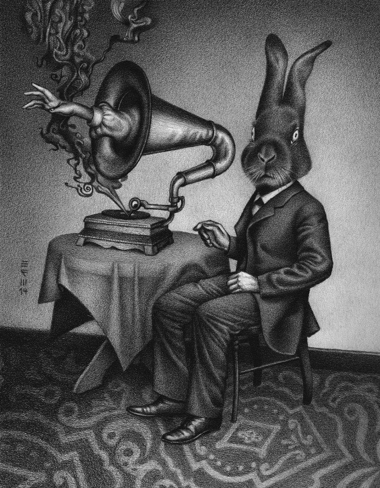 Image of The Haunted Gramophone