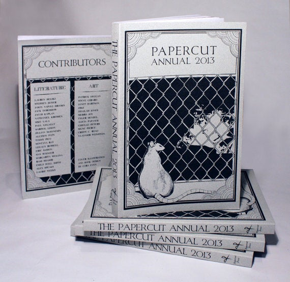 Image of The Papercut Annual 2013