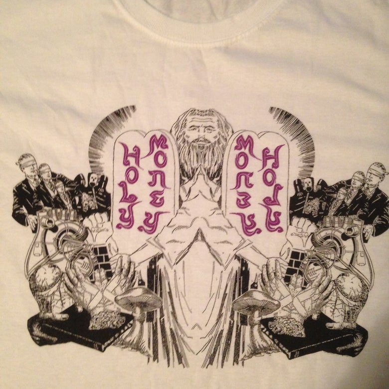Image of HOLY MONEY T-SHIRT