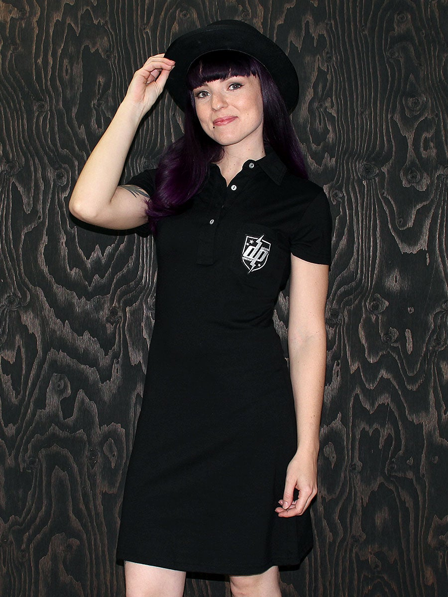 Image of Deathproof Polo Dress