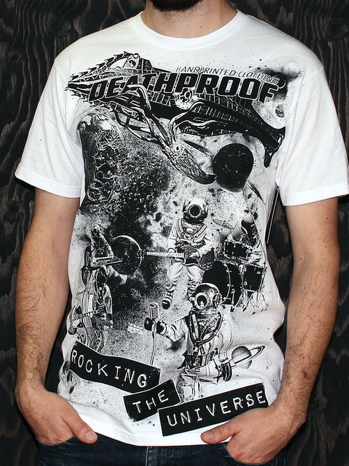 Image of Rocking The Universe / T-shirt Homme