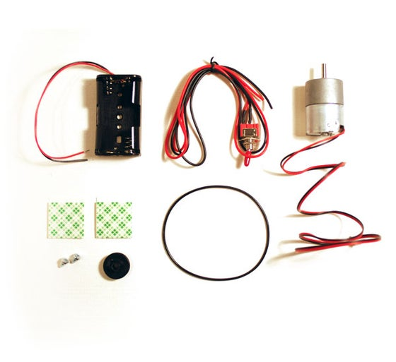 Image of Motor Upgrade Kit
