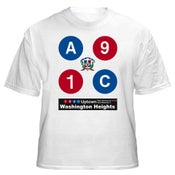 Image of Washington Heights NYC Tee