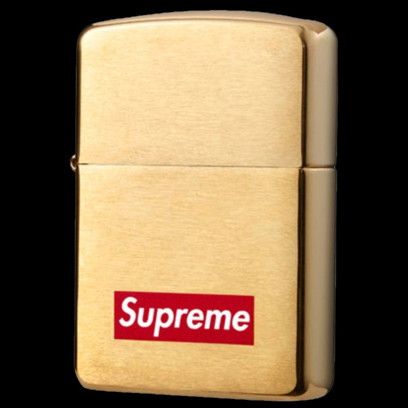 Image of 2011 Zippo Lighter (Brass)
