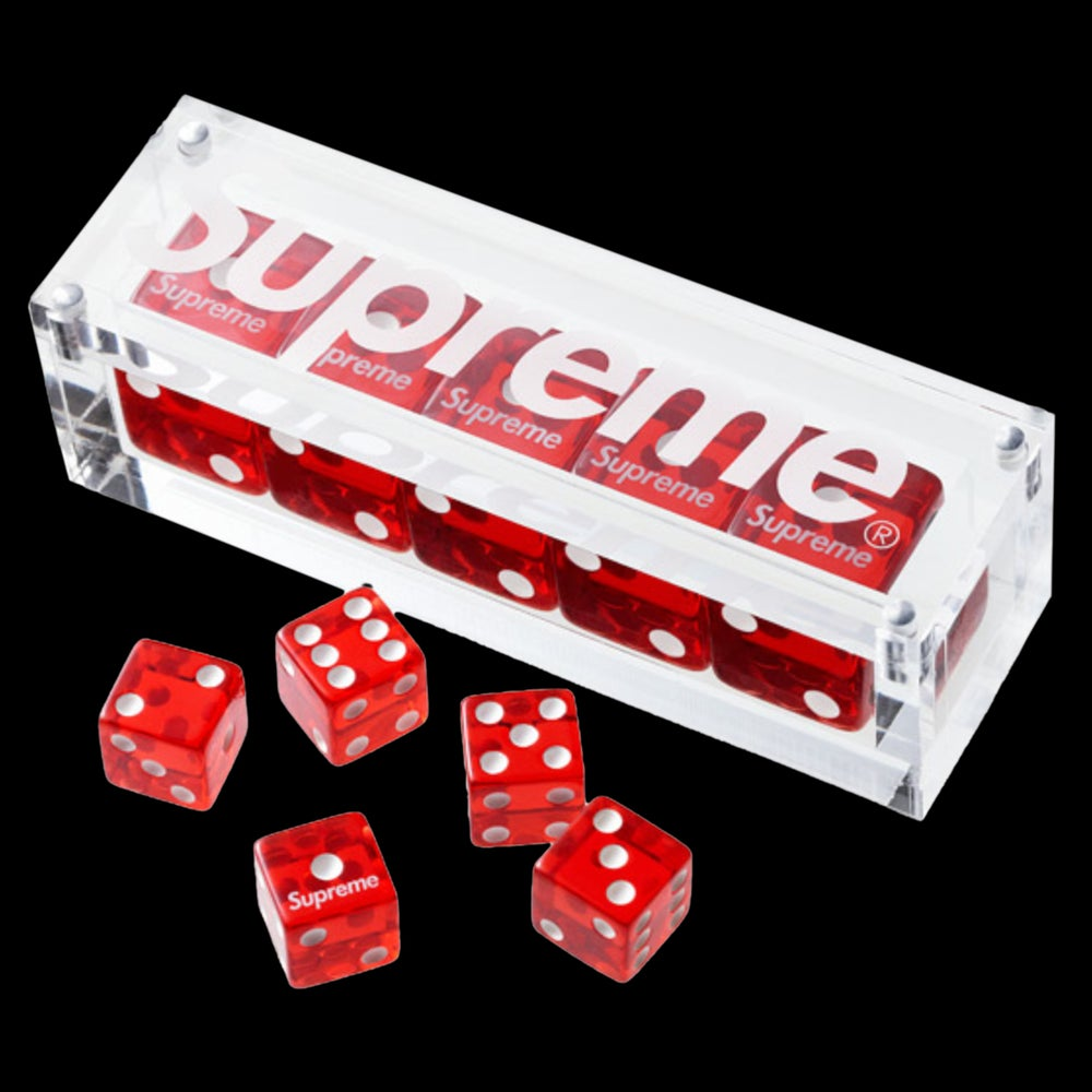 Image of 2011 Dice Set