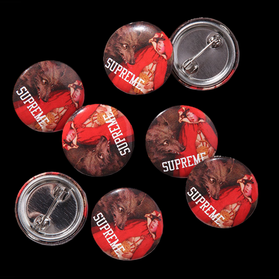 Image of 2012 Pins & Buttons