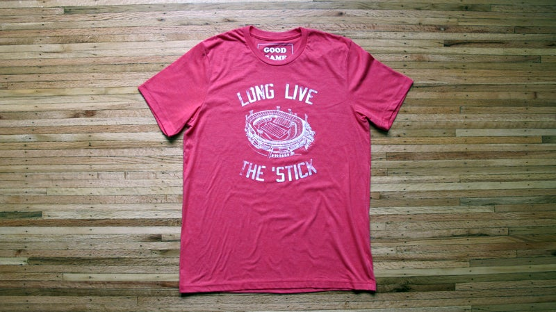 Image of Long Live the Stick<br>t-shirt