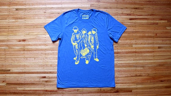 Image of RUN TMC<br>t-shirt
