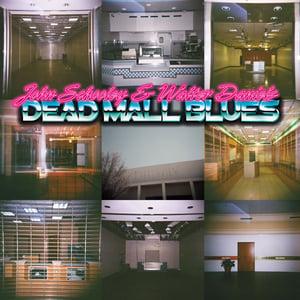 Image of John Schooley & Walter Daniels - 'Dead Mall Blues' LP (12XU 067-1)