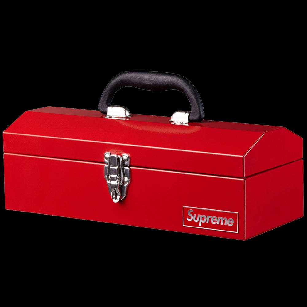 Image of 2014 Metal Toolbox