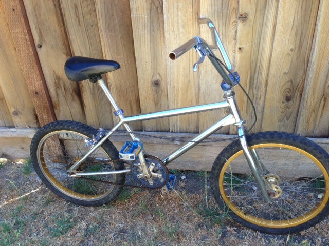 Image of Old School 20 Racing Redline BMX Bike