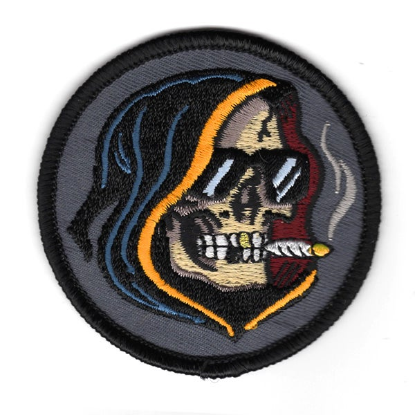 Image of Grim Reefer Patch