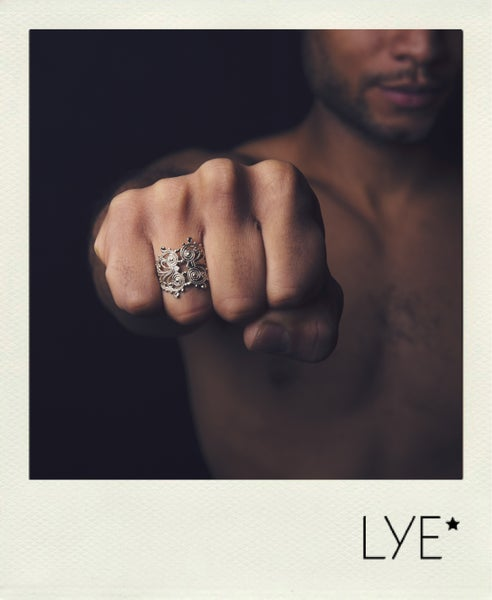 Image of Bague Majestic Homme