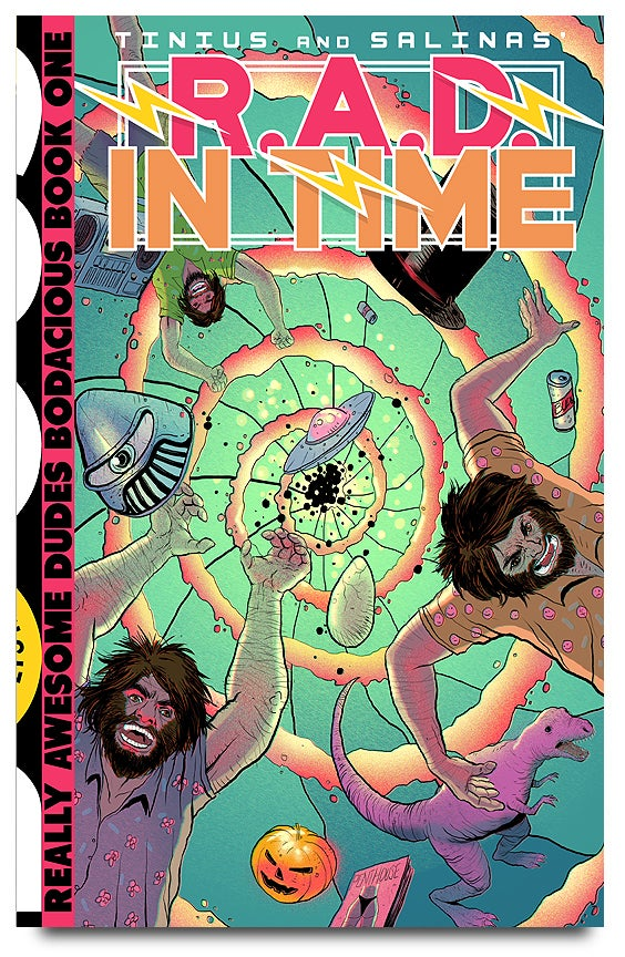 Image of R.A.D. In Time Volume One