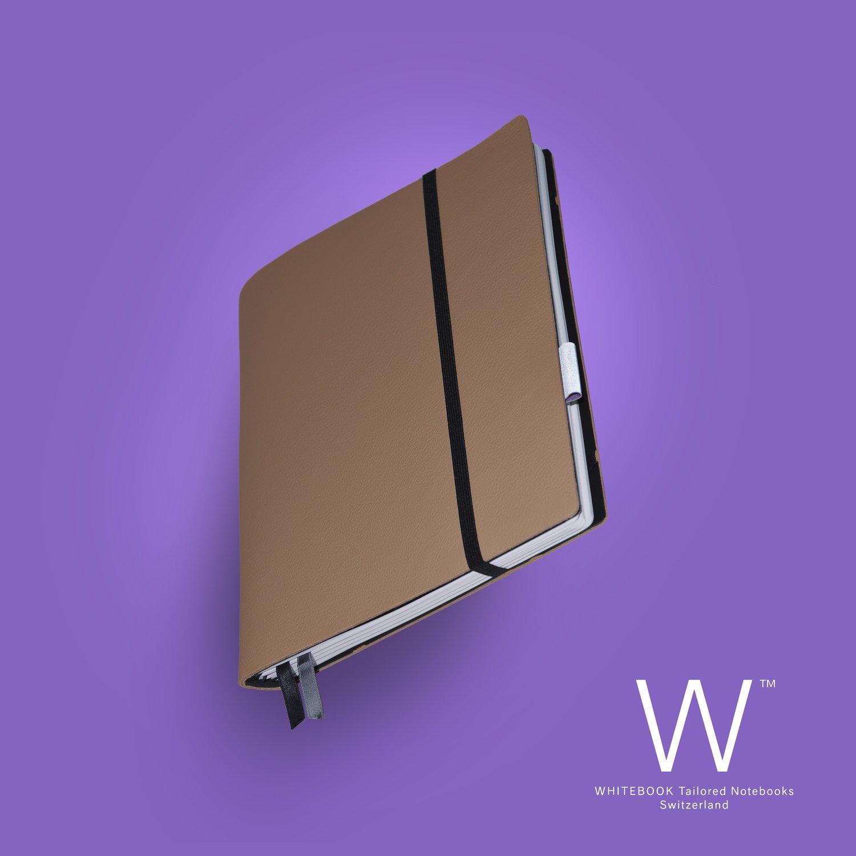 Image of WHITEBOOK SOFT S209, Veaux Prestige, Café au Lait