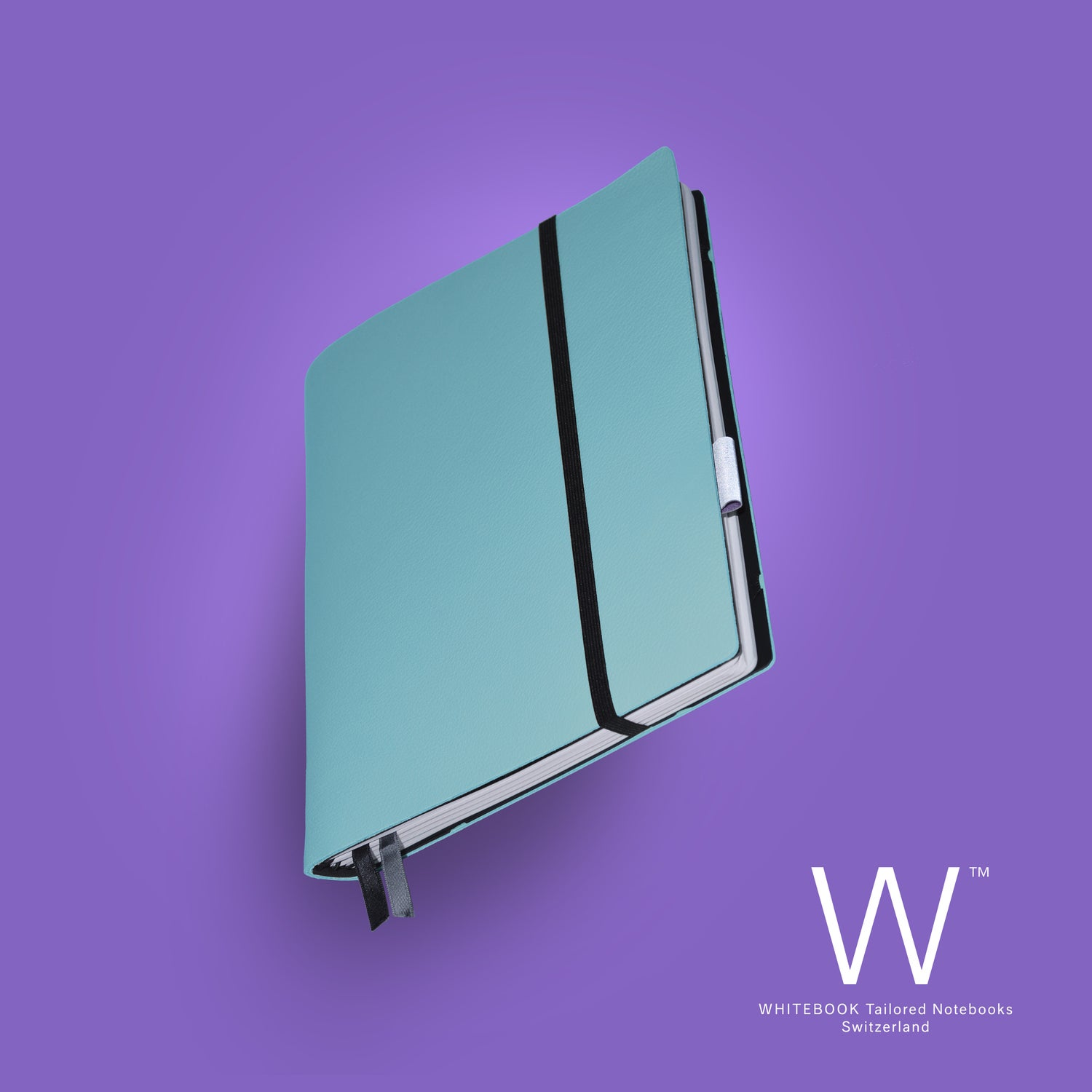 Image of WHITEBOOK SOFT S211, Veaux Prestige, turquoise