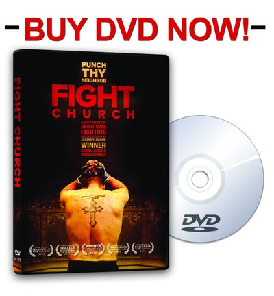 Image of Fight Church Official DVD