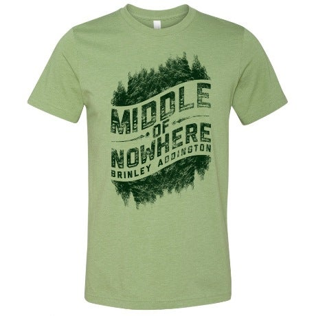 Image of SALE! Middle Of Nowhere Tee
