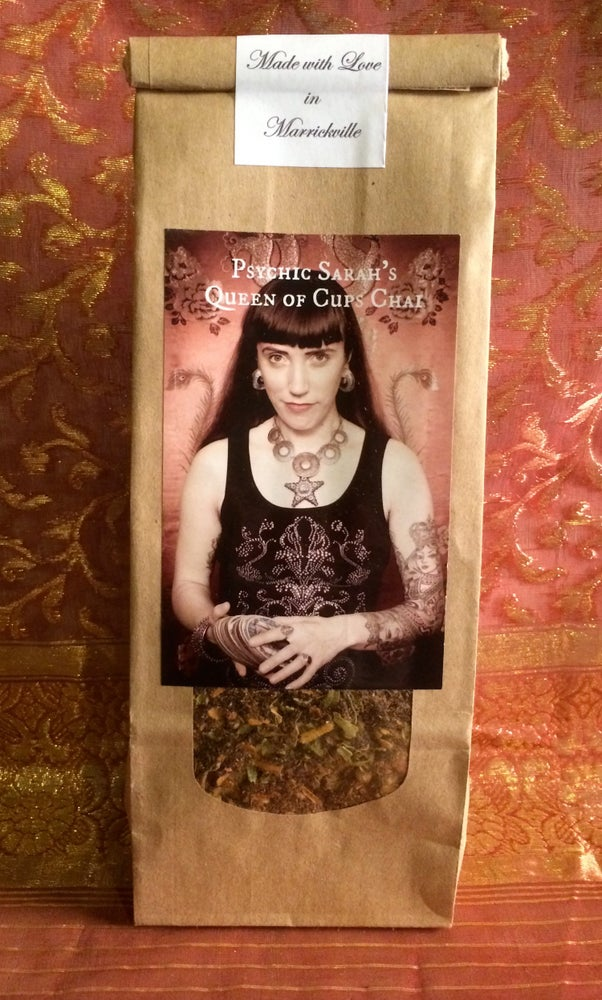 Image of Psychic Sarah's Queen of Cups Chai