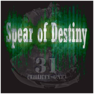 Image of SPEAR OF DESTINY '31' (Thirty-One) CD