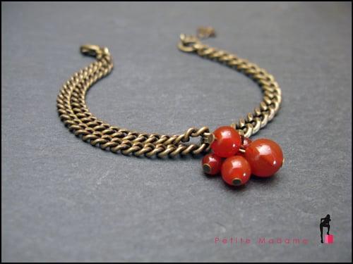 Image of Bracelet Rock'n ball  6 coloris