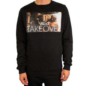 Image of Vault Takeover Crew (Black)