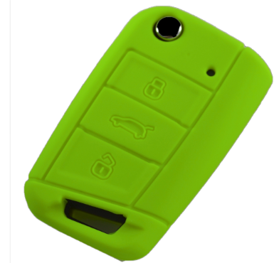 Image of Silicone Key Covers Fits: All MK7 Models including MKVII MK7 VW Golf GTI Volkswagen
