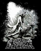 Image of Tommy Concrete and the Werewolves t-shirt
