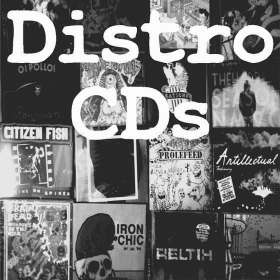 Image of Distro - CDs