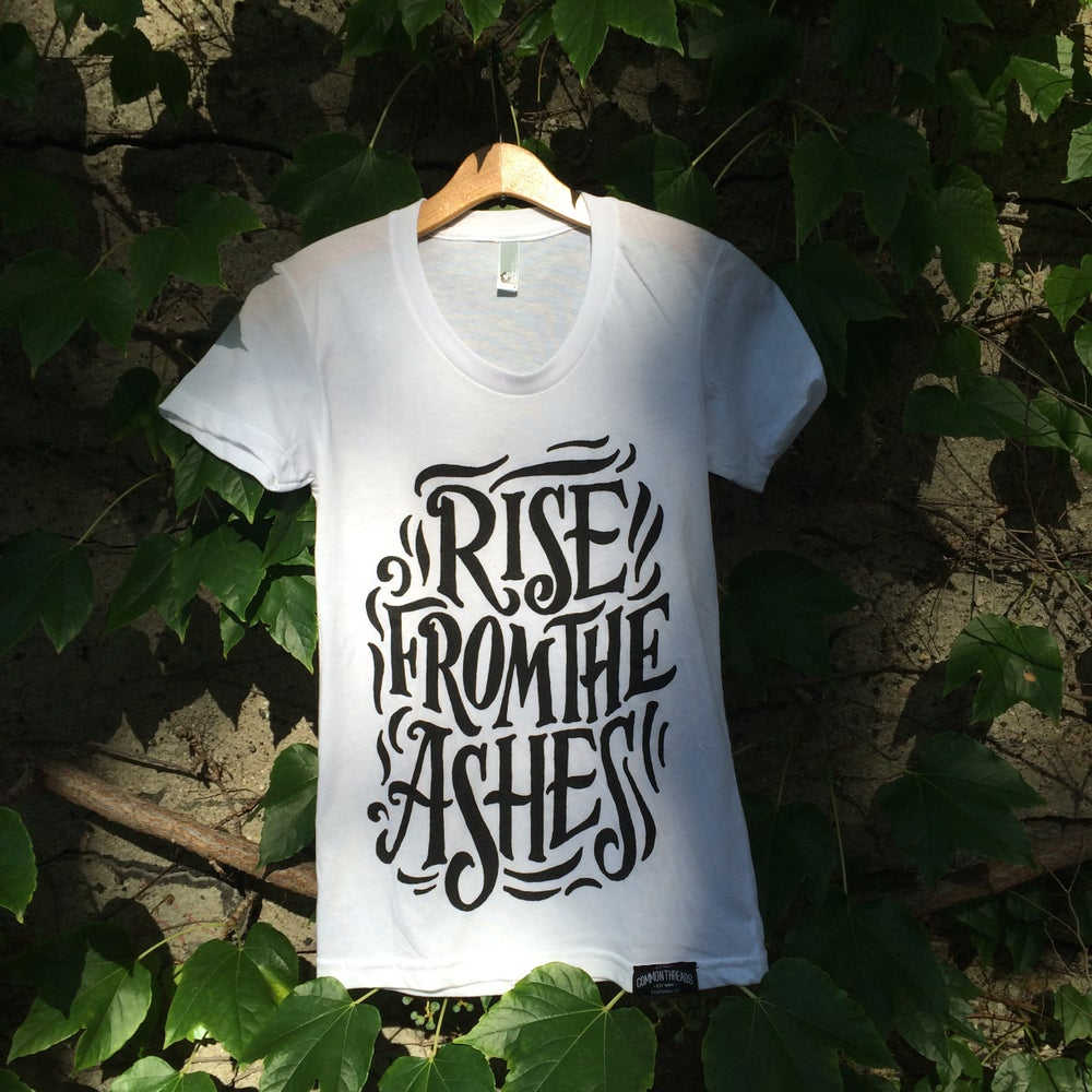 Image of Rise from the Ashes tee