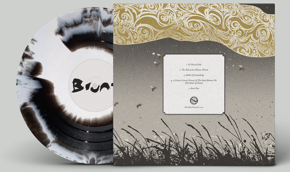 Image of Brunt - Brunt [LP]