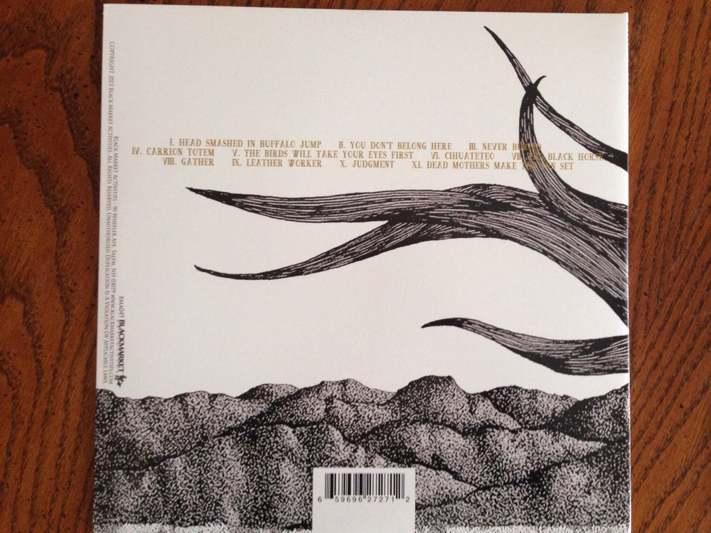 "Image of Bird Eater - Dead Mothers Make the Sun Set 12""LP"