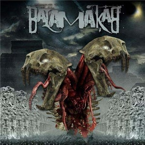"Image of BALAM AKAB ""Xibalba"""