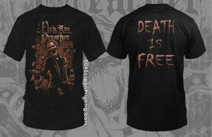 "Image of Pick Axe Preacher ""Gangster Preacher T-Shirt"""
